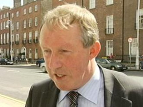 Tom Parlon - Calls for stamp duty 'holiday'