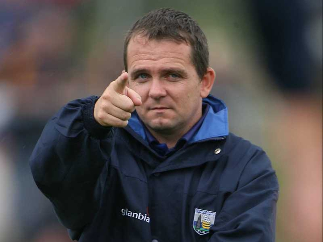 Davy Fitzgerald's reign as Waterford manager is off to a winning start