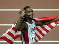 Tyson Gay targeting 100m world record