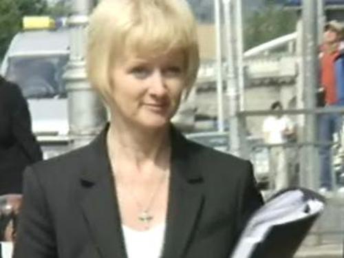 Sharon Collins - Six-year sentence
