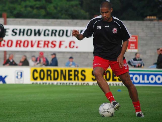 Mauro Almeida had opened the scoring for Sligo