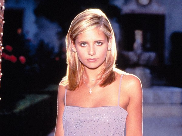 Gellar - Starred as Whedon's Buffy for seven years
