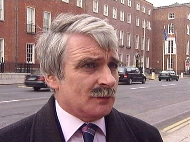 Willie O'Dea - Knew interview was being recorded