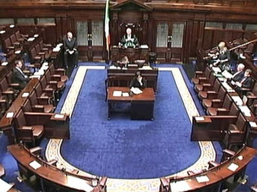 Dáil Éireann - Resumed today after summer recess