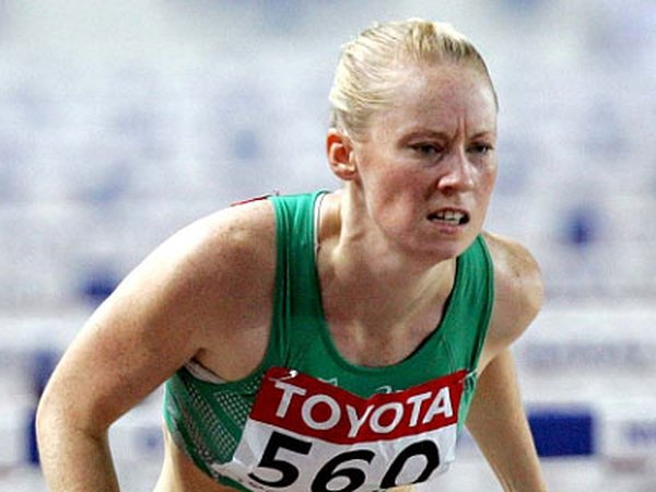 Derval O'Rourke is rediscovering her form just in time for the European Indoor Championships