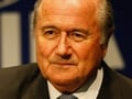 Blatter hoping South Africa will improve