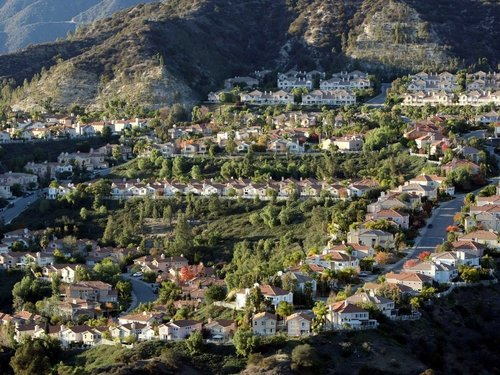 Little Boxes on a Hilltop - Could high petrol prices kill the suburbs?