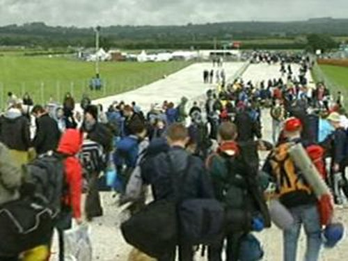 Oxegen - 114 arrested at festival