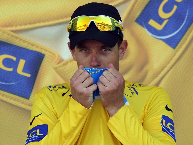 Kim Kirchen remains in yellow after seven stages