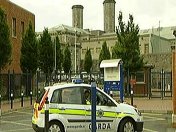Mountjoy Prison - 570 imprisoned in December 2007