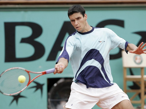 Victor Hanescu has won his first career title