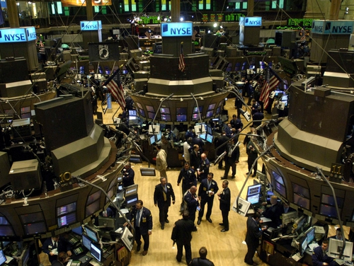 Wall Street - World markets continue to plunge