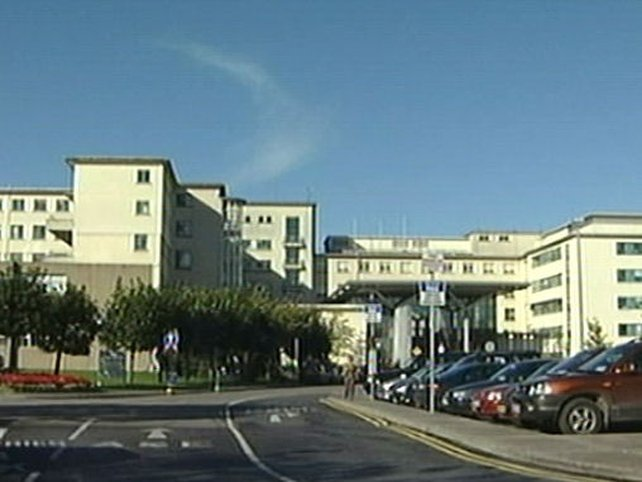 Galway University Hospitals - Paediatric unit affected