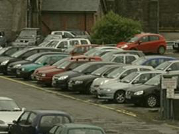 Parking - Tax on 50,000 spaces