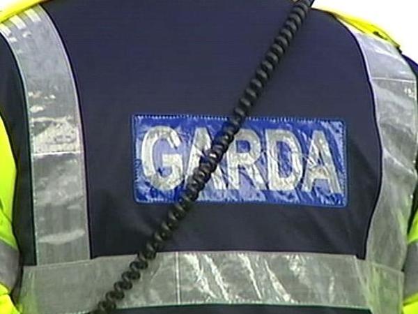 Gardaí - Investigate bank raid