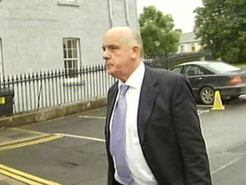 Paschal Carmody - Denies 25 charges