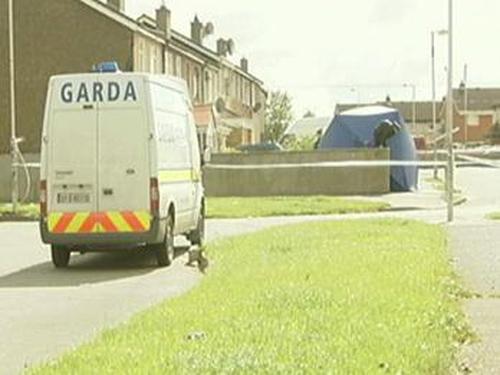 Finglas - Man shot dead in Kippure Park