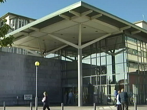 The facility at University Hospital Galway is being handed over to the HSE