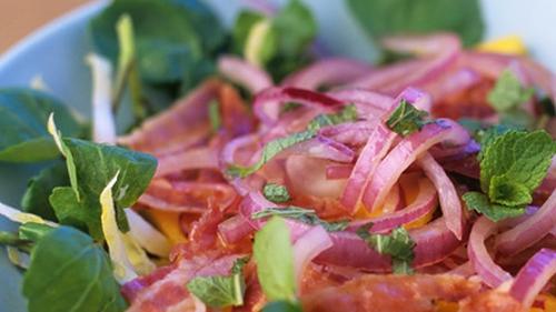 Richard Corrigan's Bacon Salad