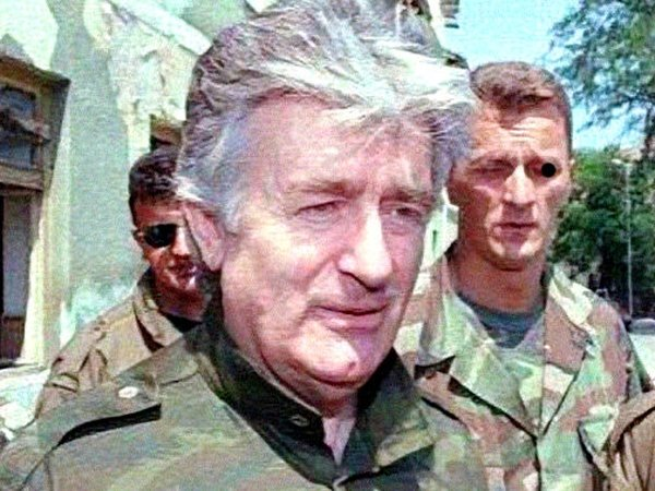 Radovan Karadzic - Arrested in Serbia