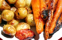 Honey Roast Vegetables - Perfect with your roast dinner.
