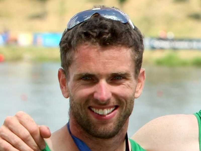 Paul Griffin was hoping to become only the third Irish athlete to compete at both the winter and summer Olympics