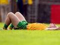 Donegal footballers slam board