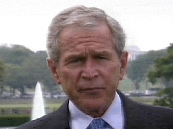 George W Bush - Plans for defence shield