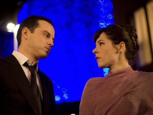 Andrew Scott and Elaine Cassidy in Little White Lie