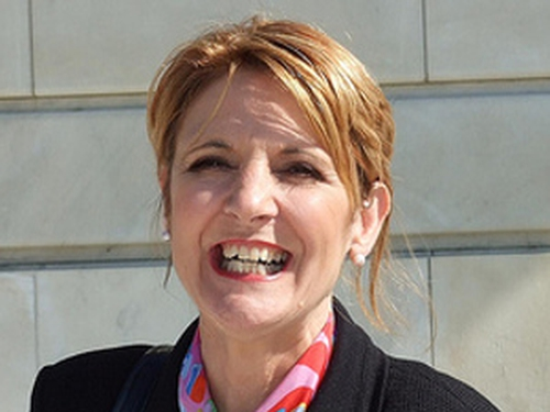Iris Robinson - Set to quit politics