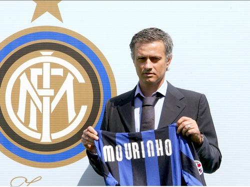Image result for mourinho inter milan