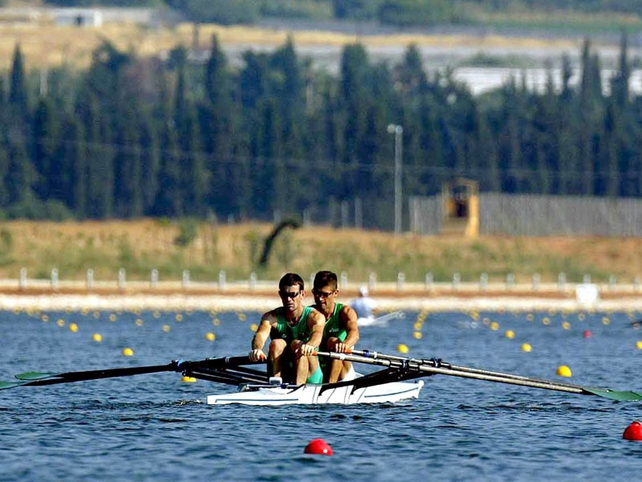 Medal success for Irish rowers