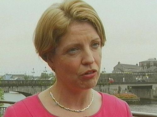 Mary Coughlan - Talks reconvene in three weeks