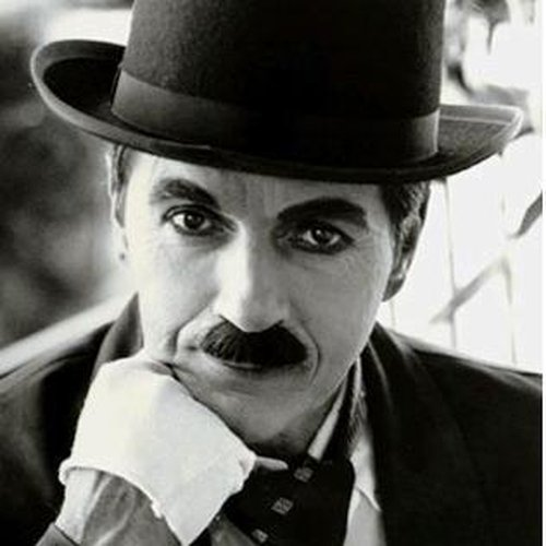 Charlie Chaplin in his hayday