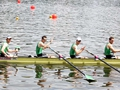 Irish rowers handed difficult draws