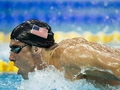 Phelps eyes tight races after bodysuit ban