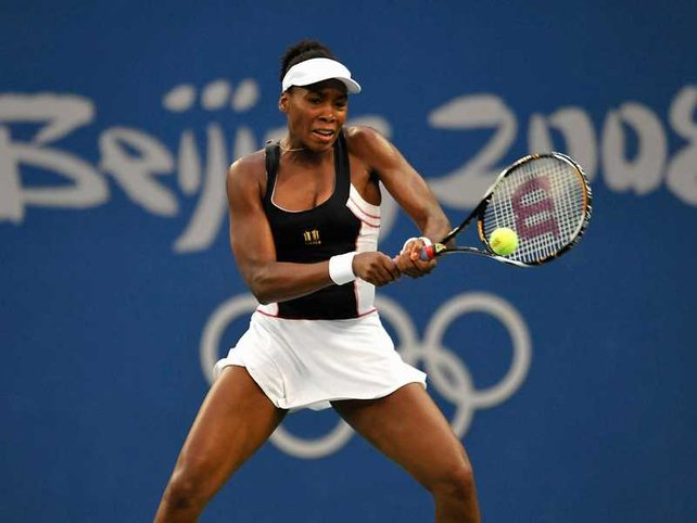Venus Williams will face Marion Bartoli