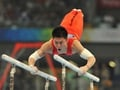 China take gymnastics team event