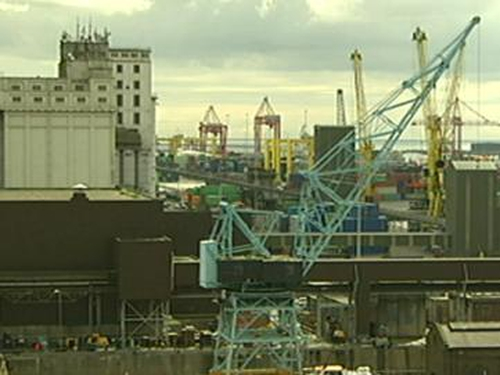 Dublin Port - IMDO sees sharp slowdown in second half of 2008