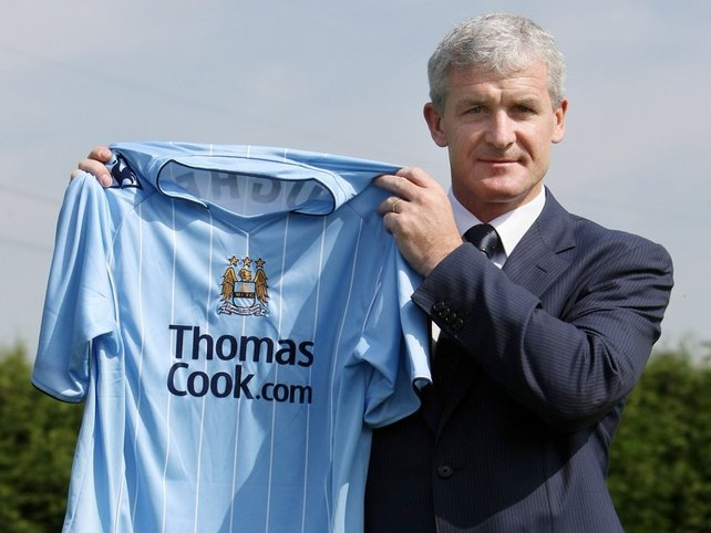 Mark Hughes will be dipping into his