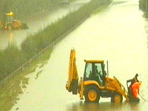 N3 - Council investigates road flooding