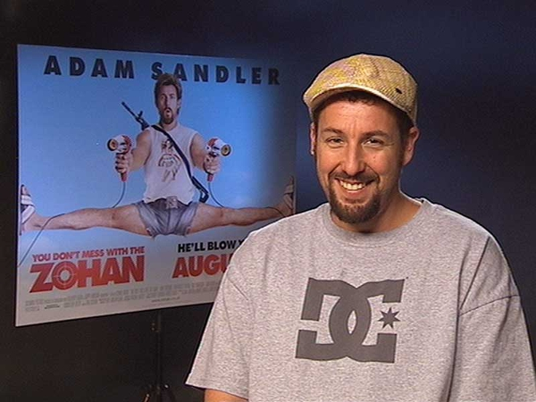 Sandler - Will not be in World War Two drama