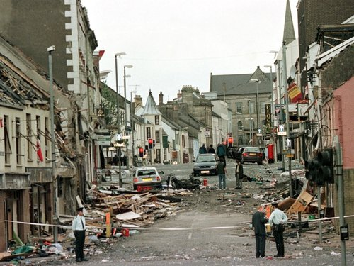 Omagh - Bloodiest attack of the Troubles