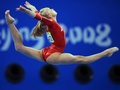 Liukin wins women's individual gymnastics gold