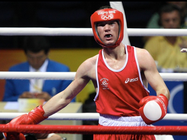 John Joe Nevin recorded a facile victory in Istanbul
