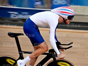 Bradley Wiggins goes for a third gold medal in this games on Tuesday