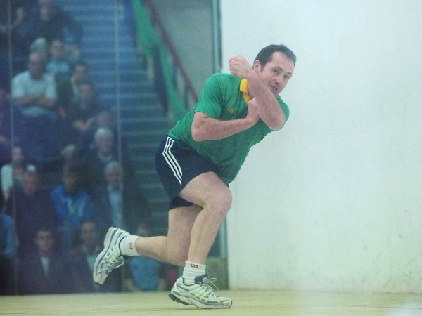 Meath's Tom Sheridan has amassed eight All-Ireland Senior Doubles titles during his career