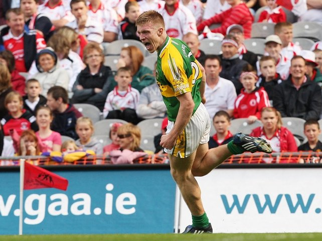Tommy Walsh scored a fantastic goal in the first half