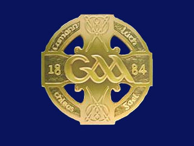 New All-Ireland medal