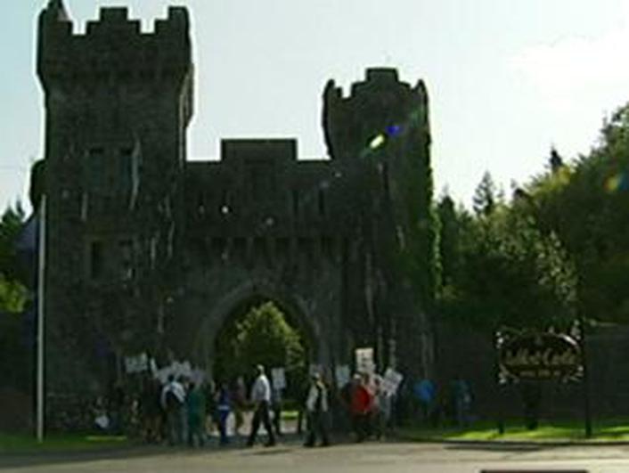 Sale of Ashford Castle